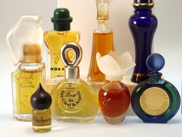 Düfte bekannter Parfümeure