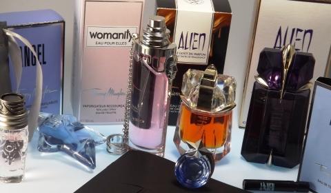 Parfüm von Thierry Mugler - immer extravante Haltbarkeit