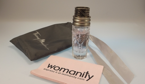 Womanity by Thierry Mugler