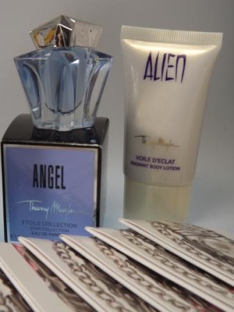 Thierry Mugler Duftminiatur Angel & Alien Bodylotion