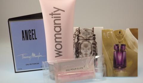 Gewinner Thierry Mugler Parfümproben