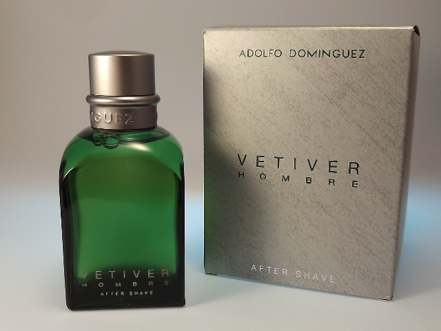 Adolfo Dominguez Vetiver Hombre After Shave