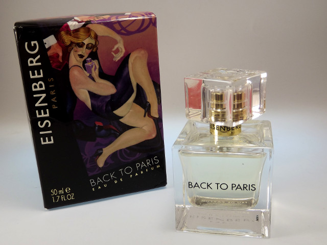 Eisenberg Paris Back to Paris Eau de Parfum EdP 30 50 100 ml