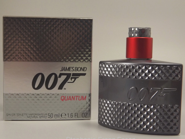 James Bond 007 Quantum Eau de Toilette EdT 50 ml