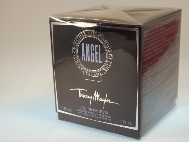 Thierry Mugler Angel Fragrances of Leather Les Parfums De Cuir Eau de Parfum 30 ml Box