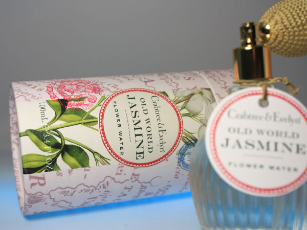 Crabtree & Evelyn – Old World Jasmine Blütenwasser