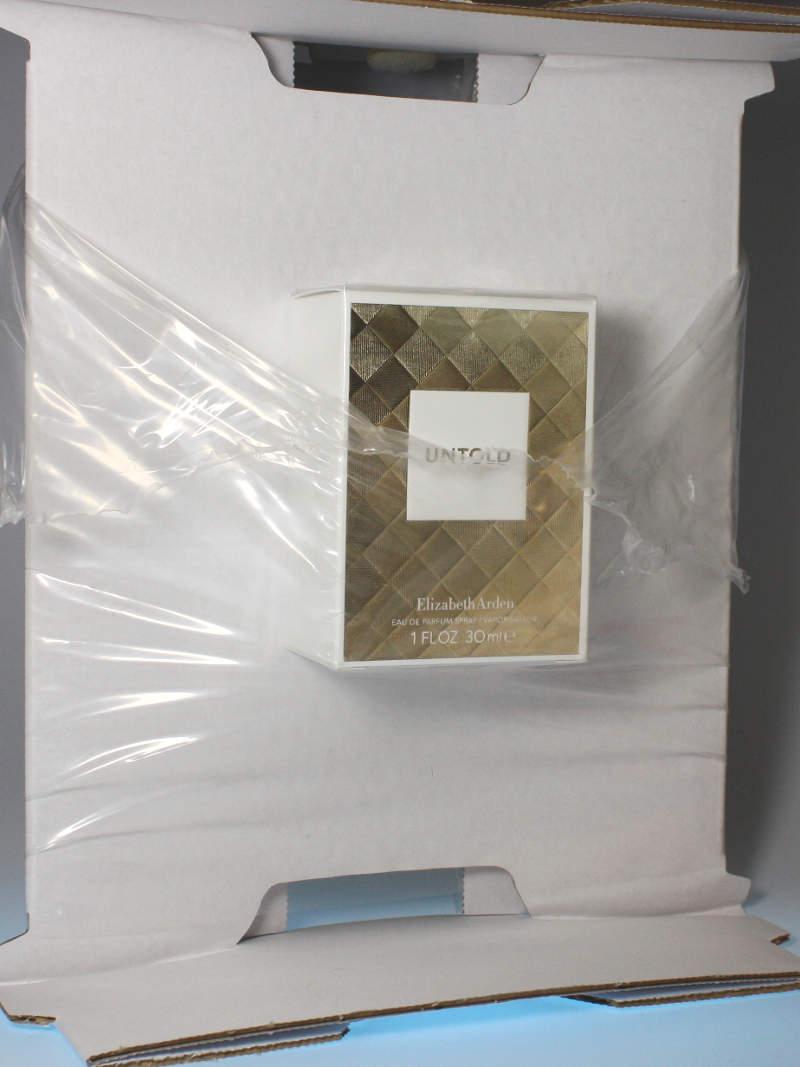 So verpackt Parfümerie Pieper