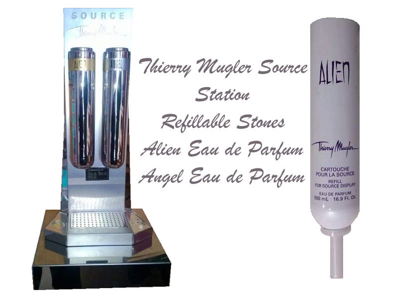 Thierry Mugler Source Station