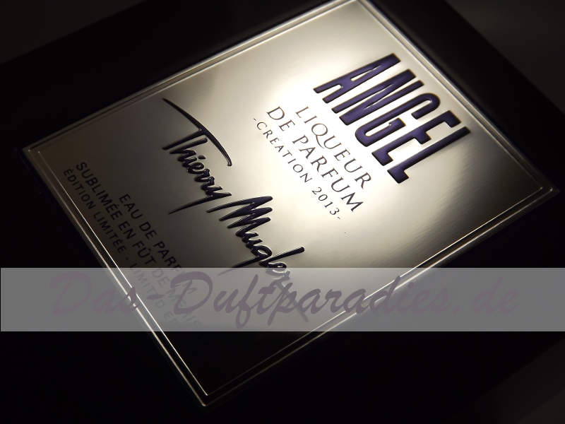 Thierry Mugler Angel Liqueur de Parfum Creation 2013
