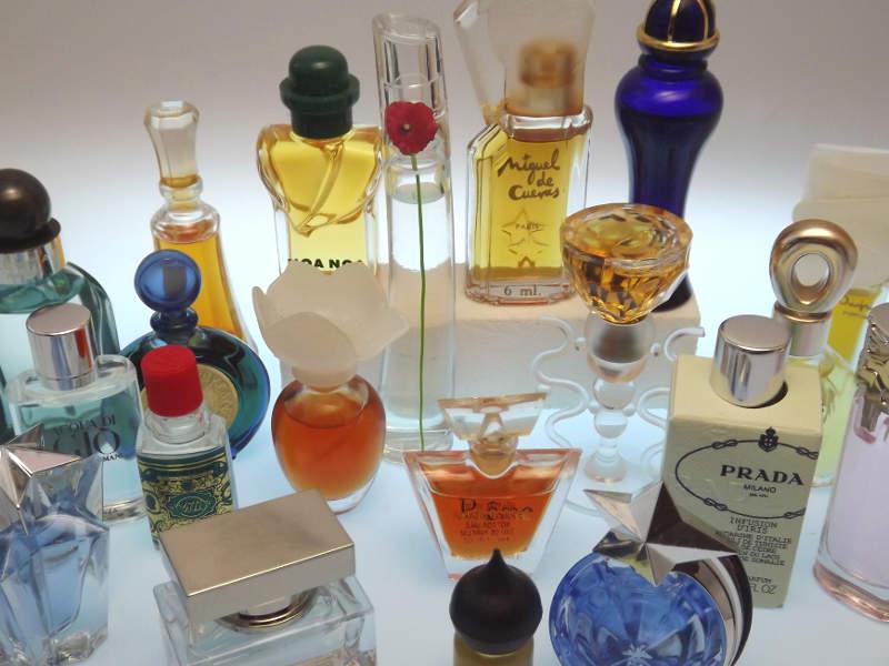 Mann verführen mit Parfüm