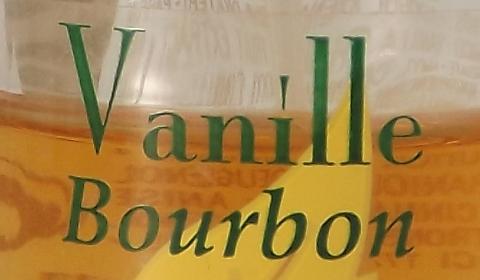 Parfüm mit Vanille