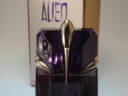 Salzige Noten auch in Alien von Thierry Mugler