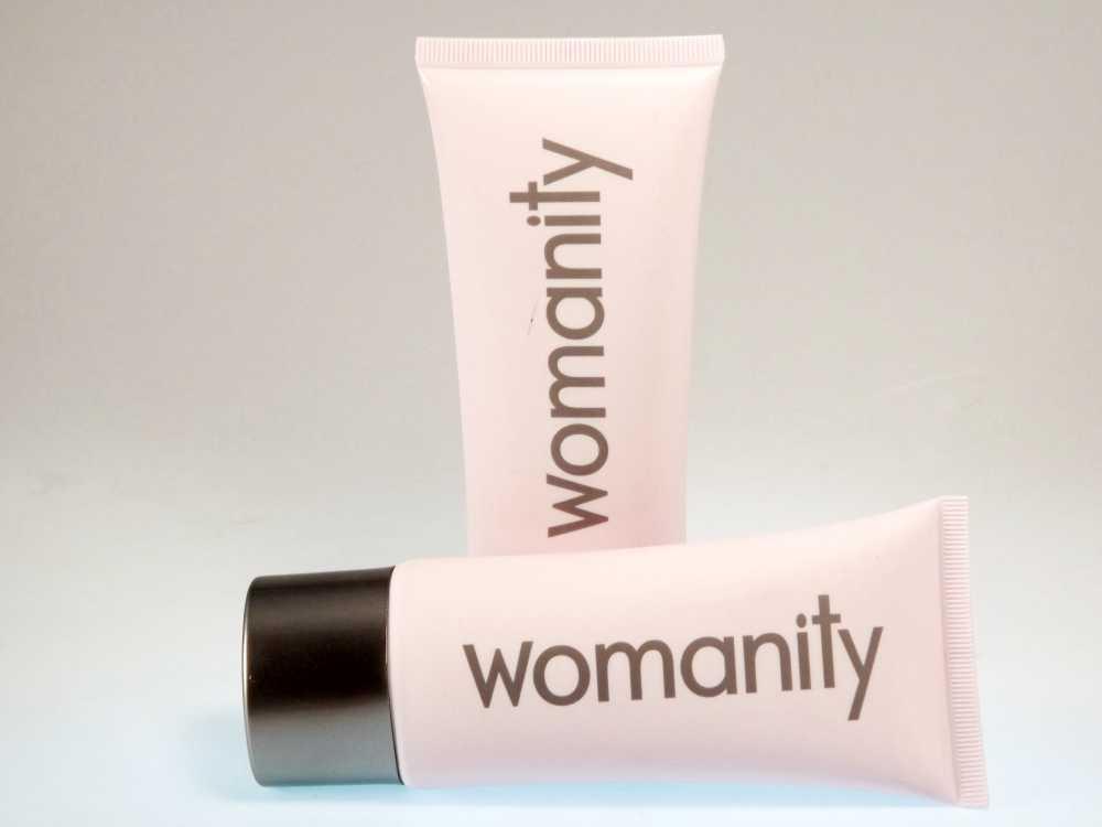 Parfümierte Thierry Mugler Womanity Bodylotion