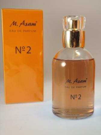 Parfüm N°2 von M.Asam im 100 ml Flakon