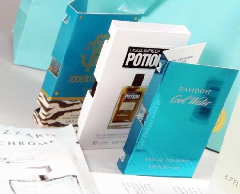 Parfüm online shoppen - Tipps zum Parfümkauf