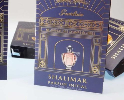 Guerlain Shalimar initial EdP Parfüm Duftbeschreibung