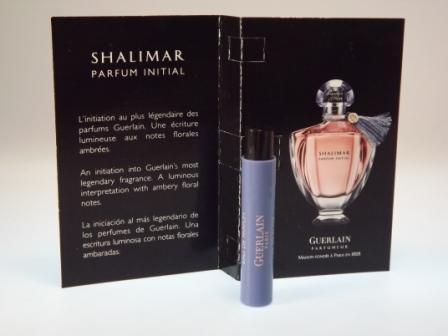 Shalimar Parfum Initial Flakon