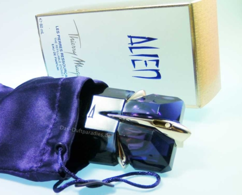 Alien Parfüm Thierry Mugler EdP im 60 ml Flakon
