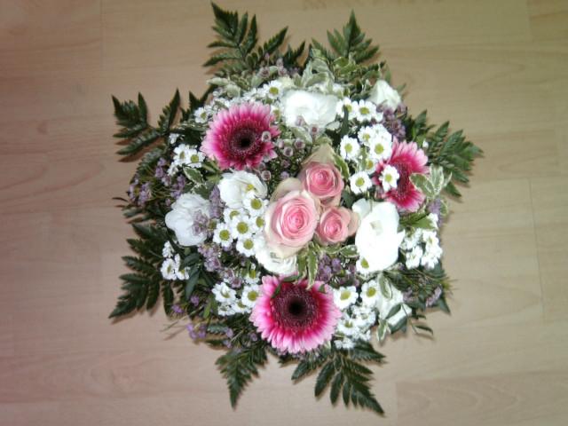 Romantischer Blumenstrauss