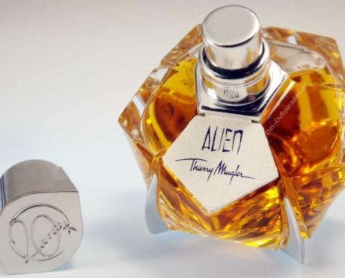 Thierry Mugler Alien Les Parfums de Cuir EdP - limitierte Parfümedition mit Leder