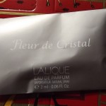 Fleur de Cristal von LALIQUE