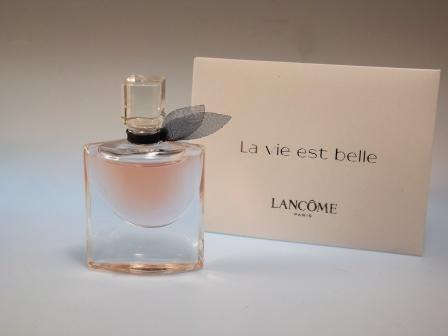 Lancome La vie est belle zu Weihnachten schenken