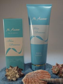 Blue Dreams Eau de Parfum & Aqua Lotion