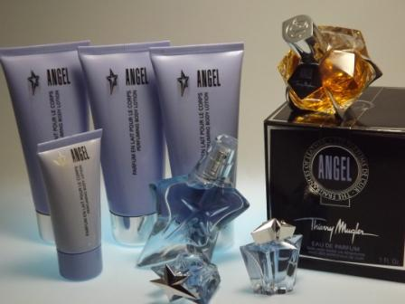 Thierry Mugler Angel Bodylotion