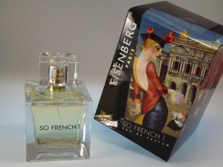So French ! Eau de Parfum von EISENBERG