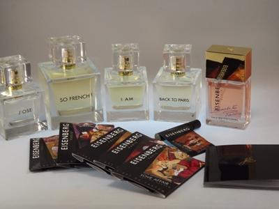 Unsere EISENBERG Parfüm Sammlung