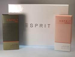 Neue Düfte Esprit Man und Esprit Woman