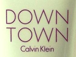 Neues Parfüm Downtown von Calvin Klein