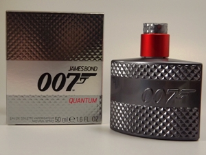 James Bond 007 Quantum in geheimer Mission
