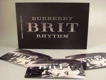 Burberry Brit Rhythm Duftprobe