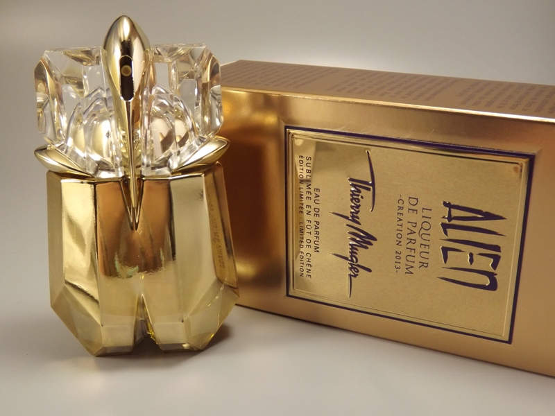 Alien Liqueur de Parfum Creation 2013