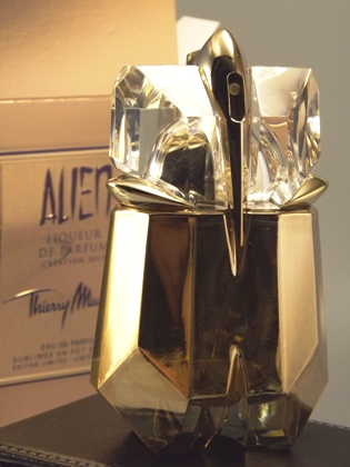 Thierry Mugler Alien Liqueur de Parfum Creation 2013 Flakon