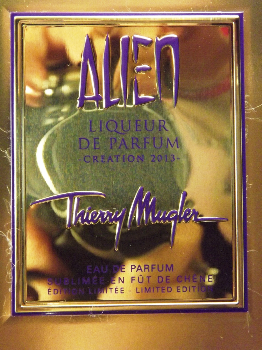 Thierry Mugler Alien Liqueur de Parfum Creation 2013