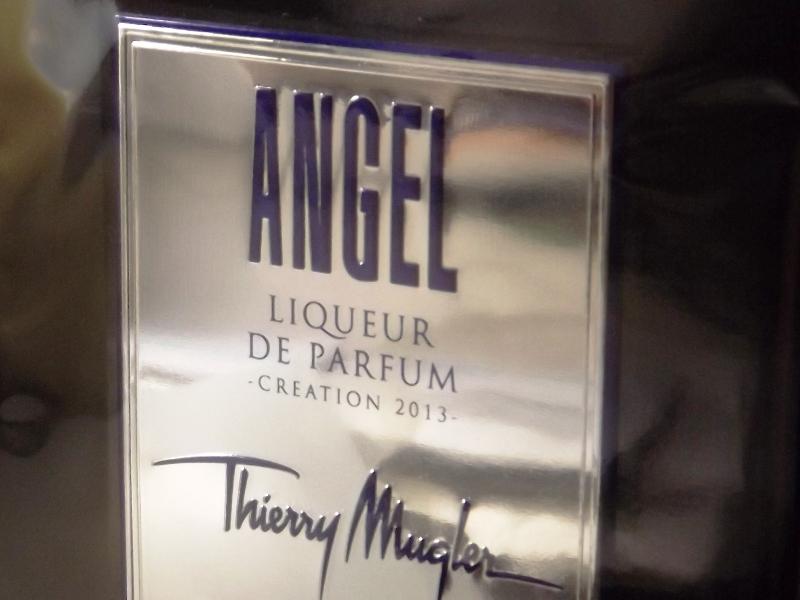Thierry Mugler Angel Liqueur de Parfum Creation 2013