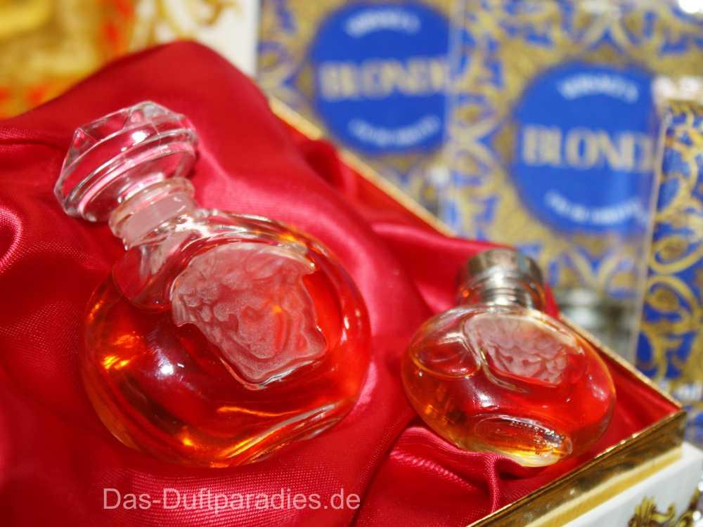 Exklusive Parfümbox: Versace Blonde Extrait de Parfum
