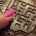 Orientalische Seife Amber & Oud