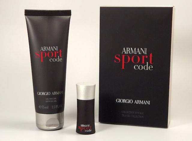 Armani Duftset für Herren