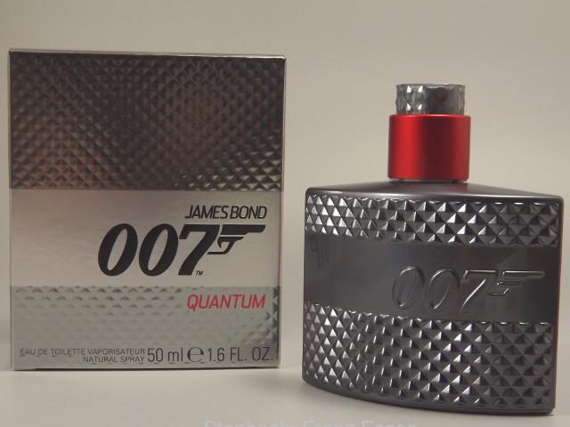 James Bond 007 Quantum Eau de Toilette EdT 50 ml