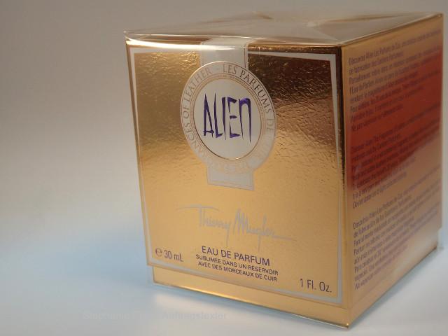 Thierry Mugler Alien Fragrances Of Leather Les Parfums De Cuir 30 ml Eau de Parfum EdP Box