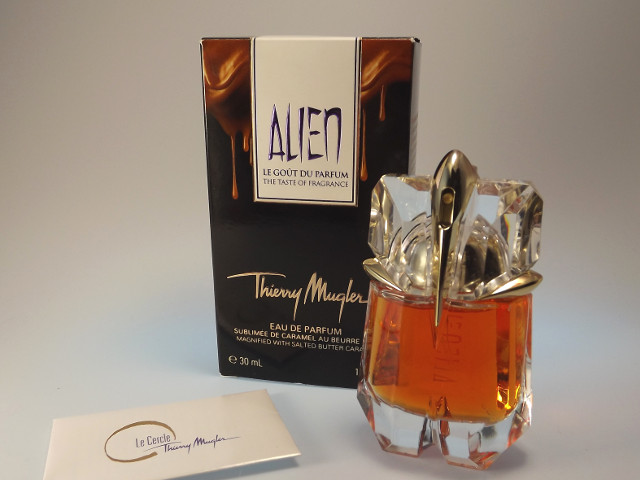 Thierry Mugler Alien LE GOUT Du Parfum The Taste of Fragrances Eau de Parfum EdP 30 ml