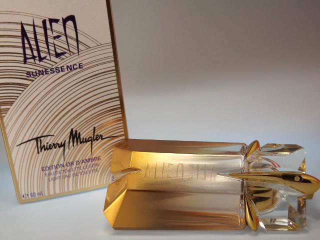 Thierry Mugler Alien Sunessence Eau de Toilette Legere Edition Or D'Ambre ETD 60 ml