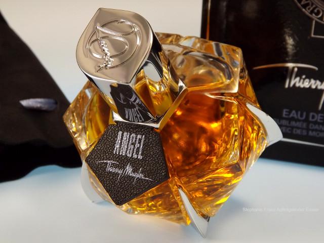 Thierry Mugler Angel Fragrances of Leather Les Parfums De Cuir Eau de Parfum 30 ml Flakon