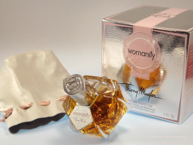 Thierry Mugler Womanity Fragrances Of Leather Parfums De Cuir 30 ml