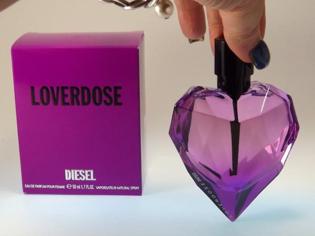 Eau de Parfum Diesel Loverdose EdP 50 ml Flakon