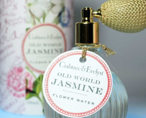 Crabtree Evelyn Old World Jasmine Blütenwasser toller Parfümflakon