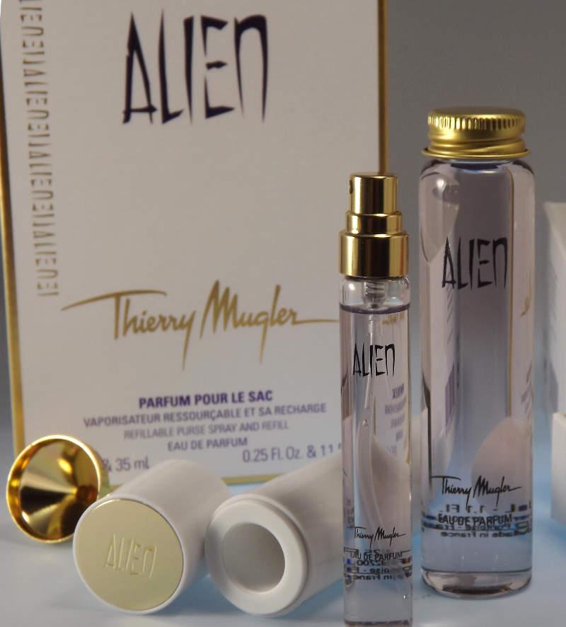 Alien Parfüm Duftset Handtasche